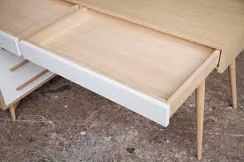 fabriquer bureau sur mesure fabrication d un bureau en bois