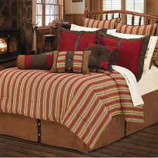Western Furniture Rock Canyon Western Bedding Collection Cabin Place