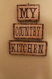 kitchen signs and decor kitchen design