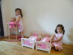 Dolls Bunk Beds Uk Dolls High Chairs And Bunk Beds Crane Mari S World