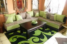 photo canapé marocain salon marocain l 3m sur 4m ameublement marrakech maison et