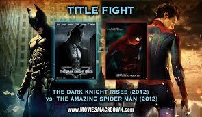 title fight preview u003e u003e july 2012 u003e u003e batman spider man