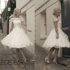 knee length wedding dress vintage lace wedding dresses knee length wedding dresses