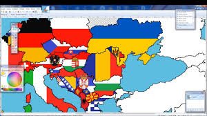 Blank Eastern Europe Map by Europe Drawing Eastern Europe 6 Youtube