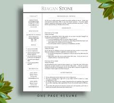 Free Resume Form Professional Resume Template For Word U0026 Pages Resume Cover Letter