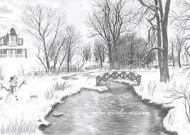 best nature pencil drawings in the world drawing of sketch