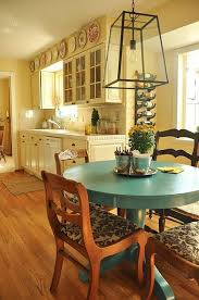 Painted Kitchen Table Ideas by 101 Best Oak Tables Images On Pinterest Kitchen Ideas Painted