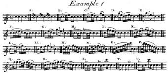 free pdf baroque performance practice treatise by quantz