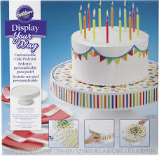 amazon com wilton 307 2503 display your way customizable cake