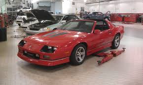who has the best red paint job third generation f body message