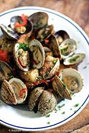 jeux de cuisine de poisson palourdes à la marée sea food palourde poissons et