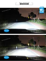 brightest hid lights for cars newest brightest r3 9600lm cr xhp50 led headlight conversion kit