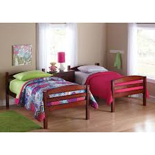 bedroom twin over full bunk bed walmart l shaped twin bunk beds