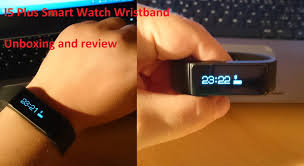 oled bracelet review images I5 plus b5 plus smartwatch unboxing and review sleep jpg
