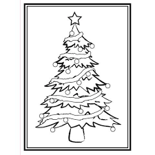 no decoration no tree skirt christmas tree embossing folder by