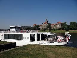 viking cruises elbe river cruise log