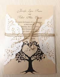 rustic country wedding invitations diy rustic wedding invitations kits wedding decorate ideas