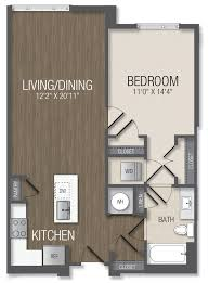 Metropolitan Condo Floor Plan The Metropolitan Downtown Columbia Kettler