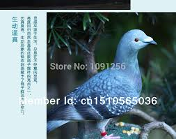 garden pigeon ornaments home decoration resin craft on aliexpress