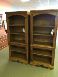 Oak Bookcases With Glass Doors Awesome Collection Of Oak Bookshelf With Glass Doors For Your