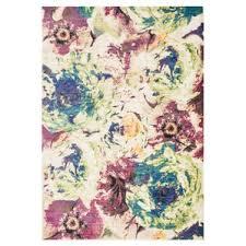 Flower Area Rugs by Floral U0026 Plant Purple Area Rugs You U0027ll Love Wayfair