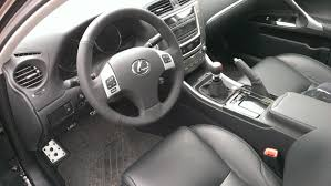 lexus is 250 toronto how many manual transmission have been produced for the 2nd gen