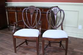 dining rooms fascinating hepplewhite dining table mahogany