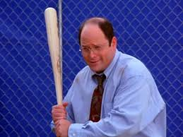 Baseball Bat Meme - costanza jpg george costanza reaction face know your meme