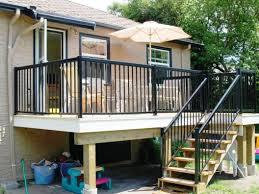 backyard deck ideas railings u2014 indoor outdoor homes the unique