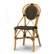 Palecek Bistro Chair Designer Bistro Chair