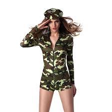 flight attendant costume spirit halloween online get cheap womens military halloween costumes aliexpress
