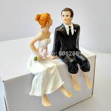 wedding figurines online shop wholesale 20pcs lot resin and groom