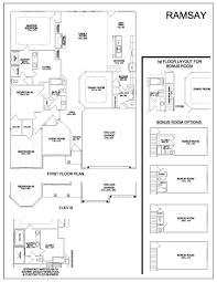 floor plans ramsay kentucky homes for sale