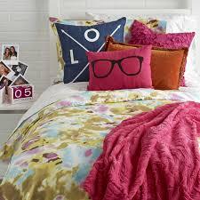 bedroom enchanting ikea college dorm pink round fur rug white