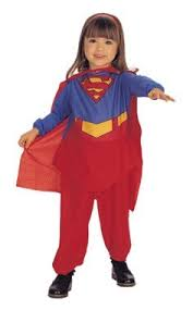 Supergirl Infant Halloween Costume Supergirl Costume Apron