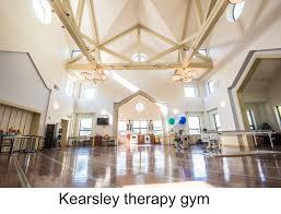kearsley rehabilitation and nursing center opens new sub acute