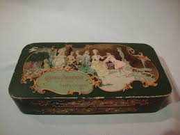 crown princess toilet soap in fancy soap box from auntiesattic on