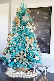 christmas best flocked christmas tree decor ideas cover