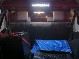 Led Strip For Car Interior Jeep Wrangler Jk 2007 Present How To Install Led Foot Well