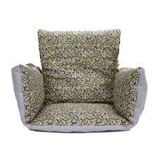 assise chaise haute coussin d assise bébé liberty