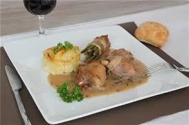 cuisine au vin blanc suprême de volaille au vin blanc et aux morilles cuisine
