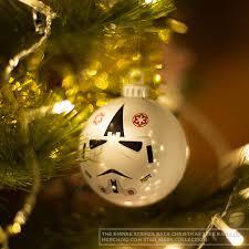 wars the empire strikes back tree ornaments