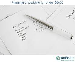 planning a wedding planning a wedding for 6000 thriftyfun