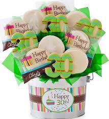 birthday delivery 30th birthday flower pot
