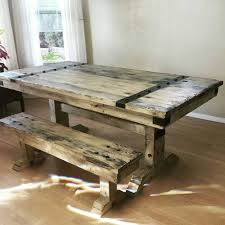 Distressed Dining Room Table Distressed Dining Room Furniture Pictures Pic Of Ecfbbbaddbb