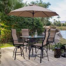 Patio Table Sets Balcony Bar Height Patio Dining Sets Hayneedle