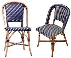 Classic Bistro Chair An Alternative To The Current Craze For Metal Tolix Chairs The