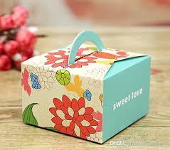 wedding party favor boxes lovely printing wedding favor box flower wedding candy box