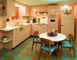 Orange Kitchen Cabinets 146 Best Vintage Kitchen Ideas Images On Pinterest Home Retro
