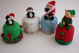 Christmas Cake Decorations Traditional Santa by Top 10 Christmas Cake Decoration Ideas Top Inspired